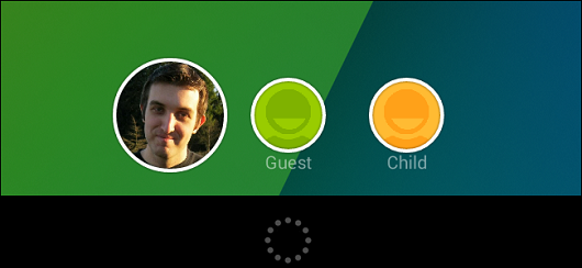 How to Switch To Guest Mode In Lollipop Update
