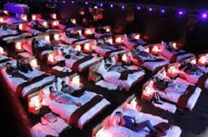 Movie Hall For Couples : Ebony Lounge Review