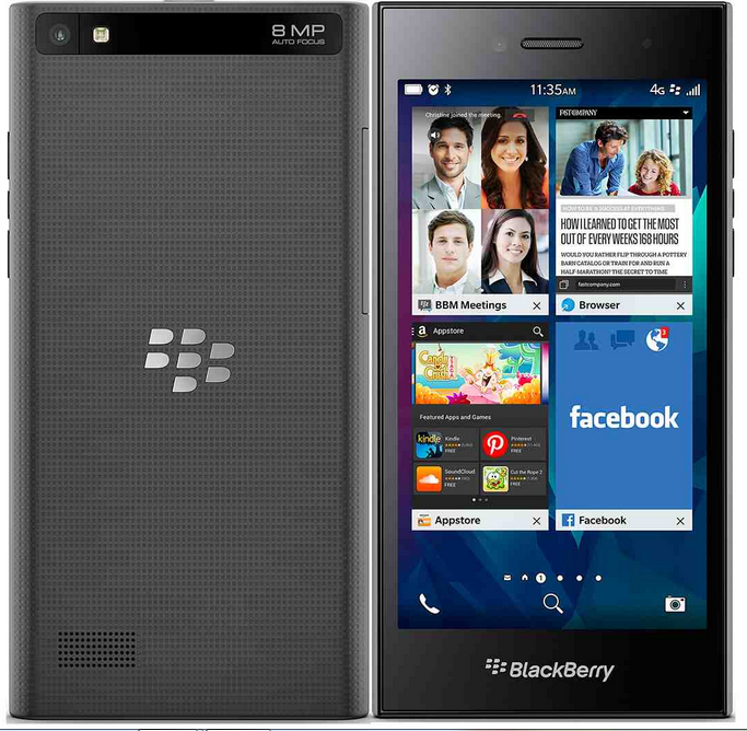 Blackberry Leap Specifications| Price