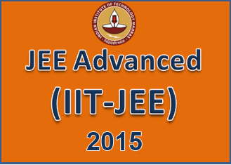 JEE Advanced 2015 Admission Alert For B. Tech