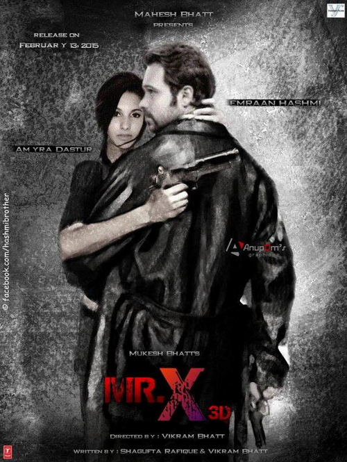 Mr. X Weekend Box Office Collection
