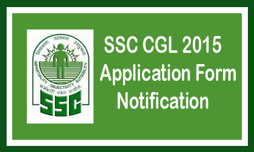 SSC CGL 2015 Online Application Alert
