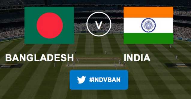 2nd ODI Match India Vs Bangladesh Live Score Board 2015