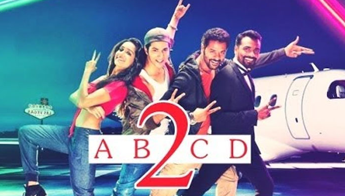 ABCD 2 Weekend Box Office Collection