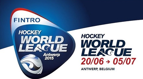FIH Hockey World League 2015 BEL vs IRL Semi Final Match 20 Live Score