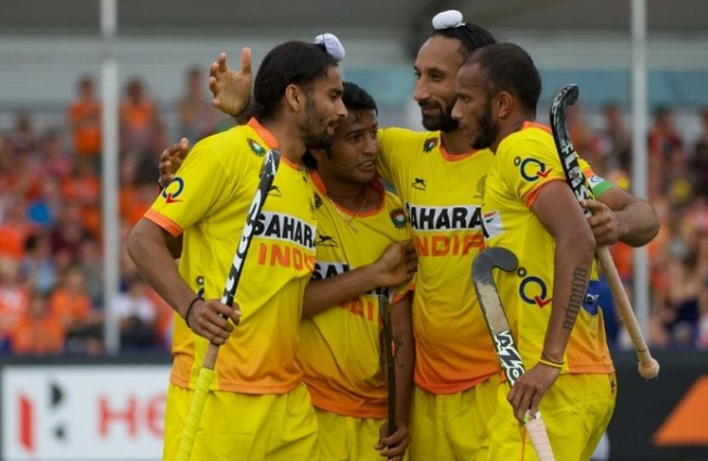 FIH Hockey World League 2015 IND vs AUS Semi Final Match 19 Live Score