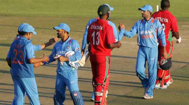 2nd ODI Match India Vs Zimbabwe Highlights Result Score Board 2015