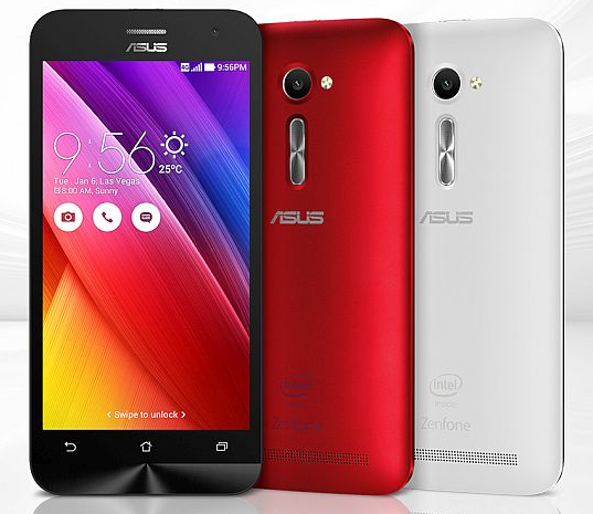 Asus Zenfone Go Specification, Price in India
