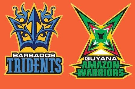 CPLT20 2015 GAW vs BT Match 29 Live Score