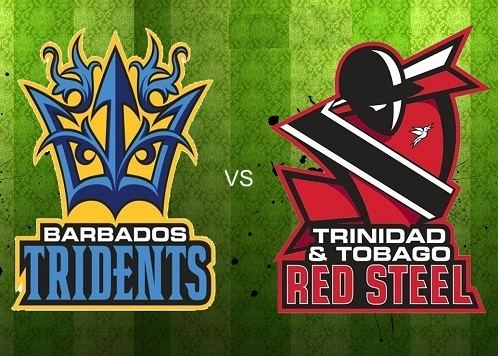 CPLT20 2015 TTR vs BT Match 26 Live Score