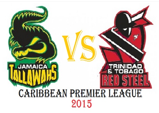 CPLT20 2015 TTR vs JT Semi Final 1 Match 31 Live Score