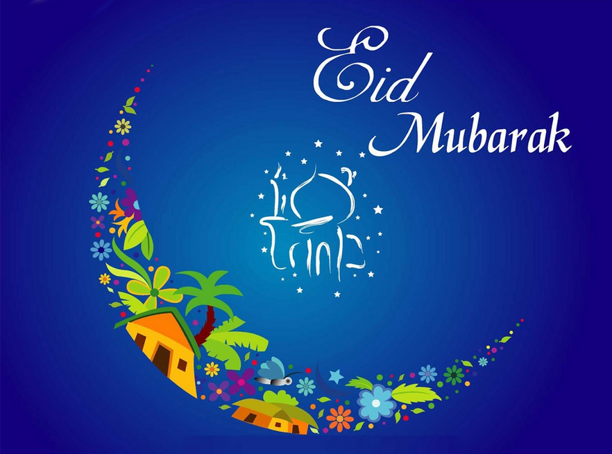 Eid-al-fitr SMS Quotes Message Wishes