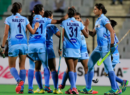 FIH Hockey World League 2015 India vs Japan Semi Final Match Result Score Board