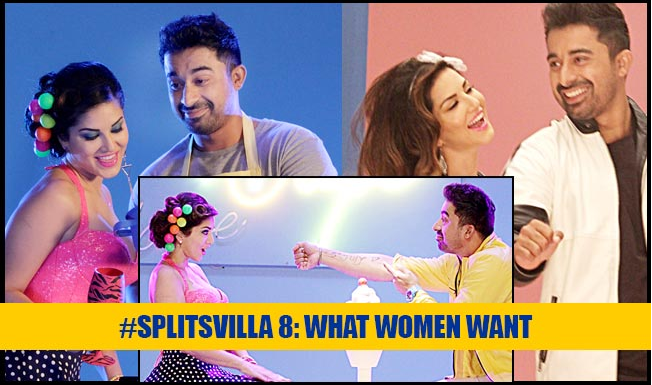 MTV Splitsvilla 8 2015 26th July Dumped Girls Boys First King Queen Name Prediction