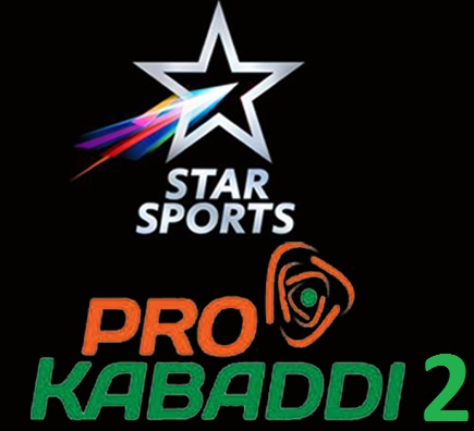 Pro Kabaddi 2015 League Table Points on 31st July