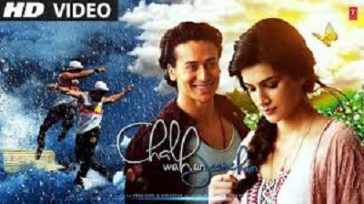 Tiger Shroff, Arijit Singh Chal Waha Jaate Hai HD Video