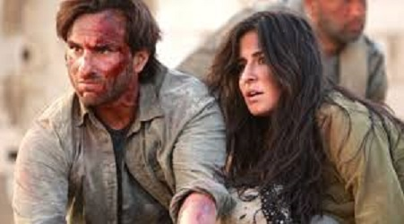 Saif- Katrina Phantom Movie Trailer|Teaser HD
