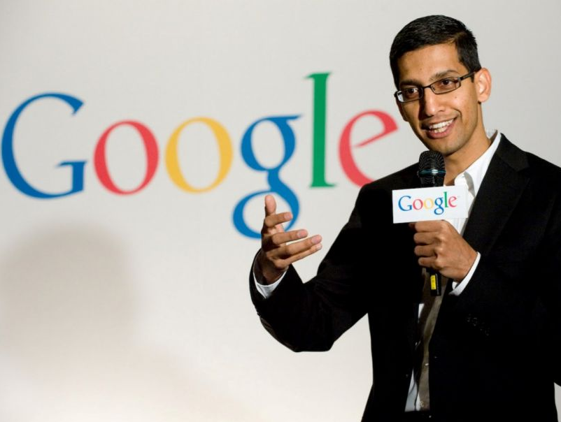 Google New Indian CEO Mr. Sunder Pichai