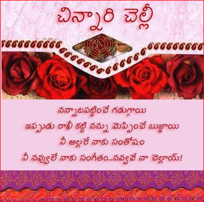 Happy Rakhi Raksha Bandhan Quotes, Wishes, SMS, Messages, Greetings in Kannada