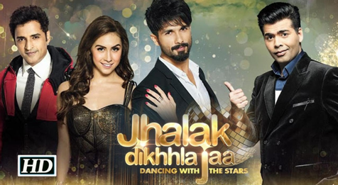 Watch Full Episode 16 of Jhalak Dikhala Ja Reloaded Week 8 30th August 2015