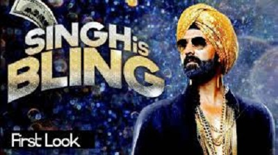 Akshay Kumar Singh Is Bling Official Trailer/Teaser HD
