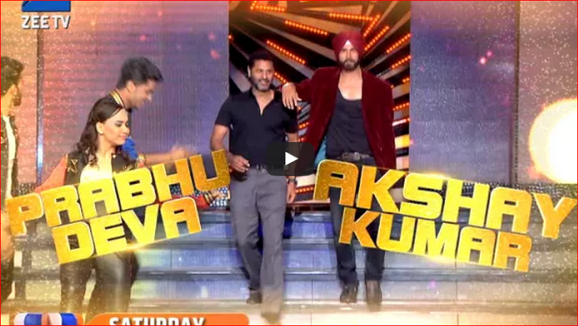Akshay Kumar Tonight Dance India Dance DID 5 26th Sep Full Episode 27 HD Video