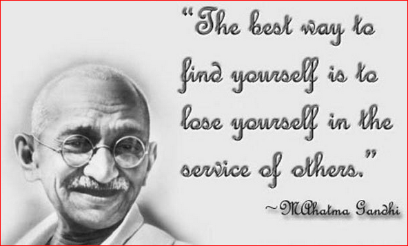 Gandhi Jayanti 2nd October Facebook Whatsapp Status Wishes in Hindi English