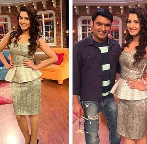 Gauhar Khan in CNWK Comedy Nights With Kapil 13th Sep Full Episode Show