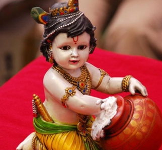 Happy Janmashtmi 2015 Date and Tithi Fasting Rules Puja Timings
