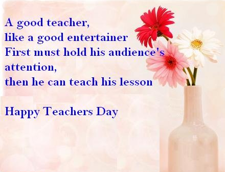 Happy Teachers Day Best Thoughts Quotes One Line Status