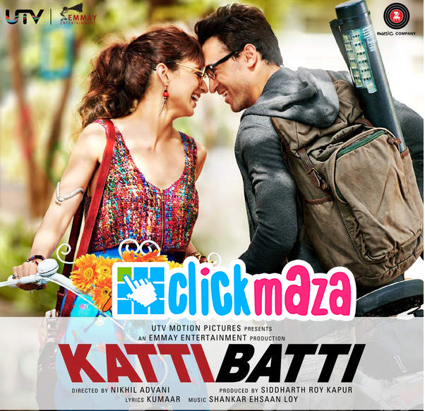Katti Batti 2015 Movie Fourth Monday 4th Day Box Office Collection