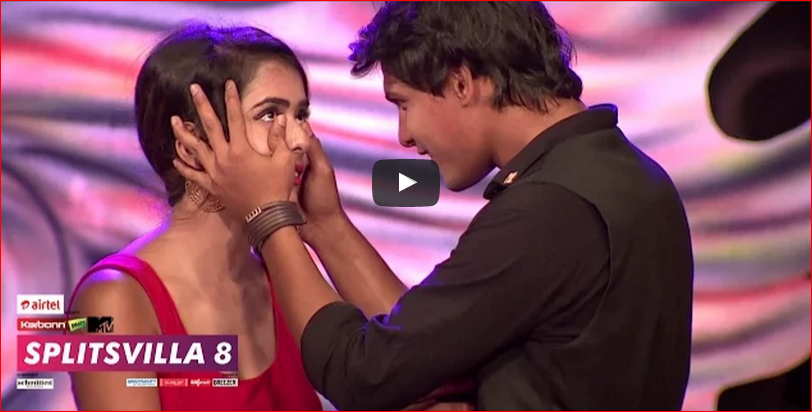 Mia Eliminated Prince New King Mtv Splitsvilla 8 26 September Episode 15 Fights Task