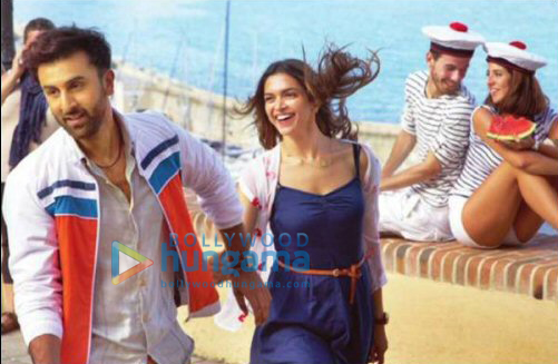 Ranbir kapoor Deepika padukone Tamasha Movie Official Trailer hd