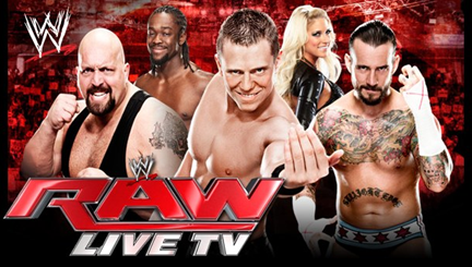 WWE Raw 2015 : WWE Raw Live match on 29th September 2015