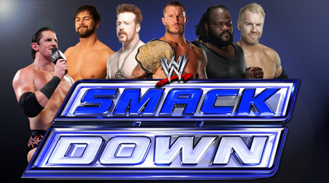 WWE : SmackDown 2015 Match Timings and Date