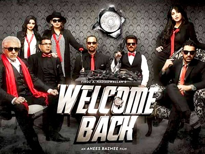Welcome Back First Day Friday Box Office Collections