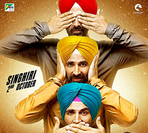 Akshay kumar Singh Is Bling 2015 Week Tuesday 5th Day Box Office Collection