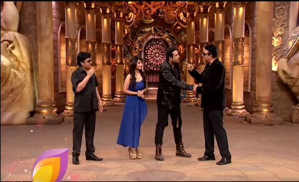Anu Malik, Chetan Bhagat Comedy Nights Bachao Tonight On Colors Full Episode 17th October