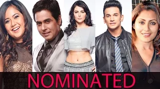 Bigg Boss 9 Double Trouble 8th Day Nomination Name 19th October Full Episode HD Video