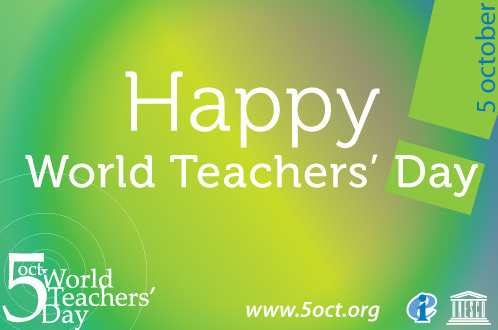 Happy World Teachers Day 5th Oct Best Quotes Sayings Wishes