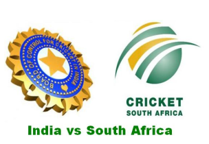 India vs South Africa 4th ODI 22nd October 2015 Match Schedule Live Score Board Team Squad