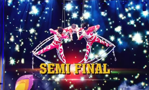 Semi Final Jhalak dikhlaa Ja 8 reloaded 3 October 2015 Episode 25 Dance Performance
