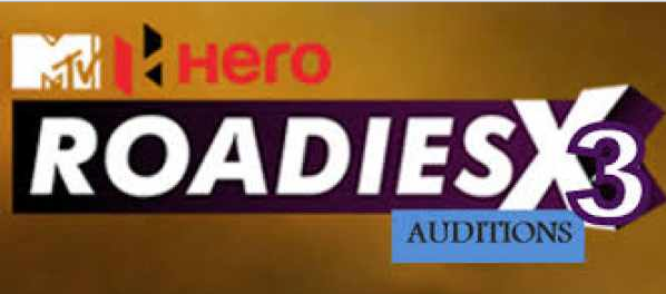 MTV Roadies X3 Season 13 2015 Live Streaming Selection Procedure Audition Date Time Venue