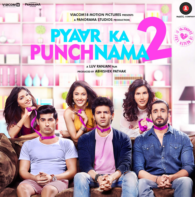 PKP 2 Pyaar Ka Punchnama 2 Movie 2015 Review Rating Stars