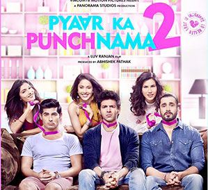PKP 2 Pyaar Ka Punchnama 2 Movie 2015 Week Tuesday 5th Day Box Office Collection