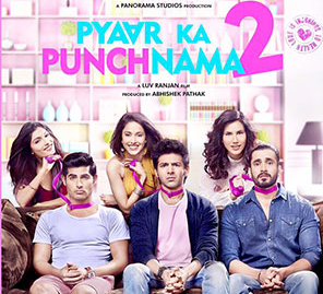 PKP 2 Pyaar Ka Punchnama 2 Movie 2015 Week Wednesday 6th Day Box Office Collection