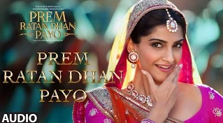 Salman Khan Prem Ratan Dhan Payo Song Lyrics HD Video