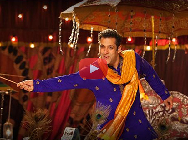 "Watch Prem Ratan Dhan Payo First Song Salman Khan "" Prem Leela ""  Full Song"