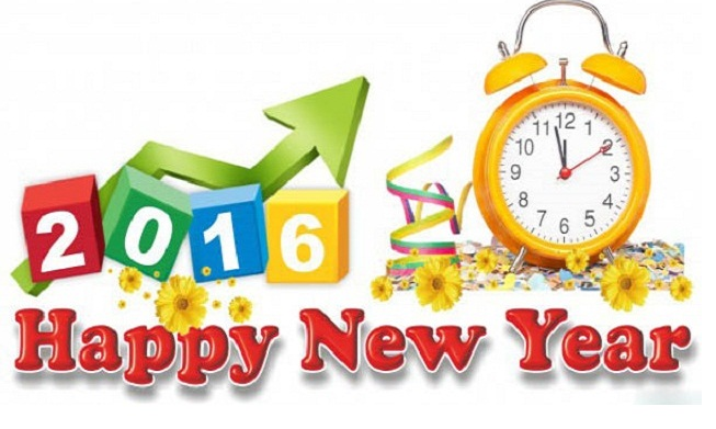 Happy New Year 2016 SMS Message for Sister and Brother