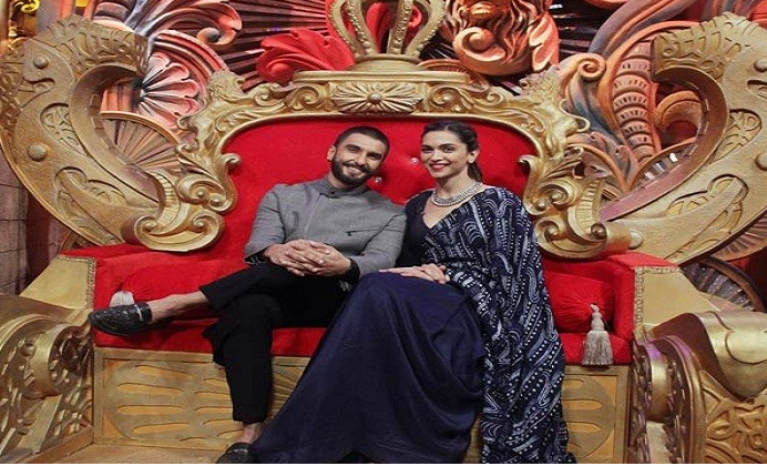 Ranveer Deepika Bajirao Comedy Nights Bachao Tonight On Colors Full Episode 19th December